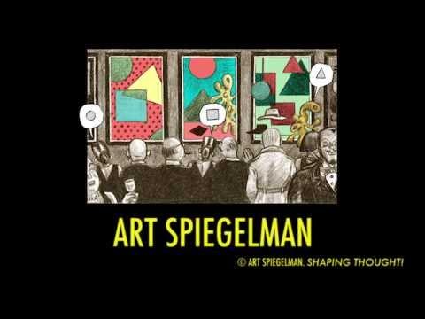 Jan10: An introduction to WORDLESS! Art Spiegelman