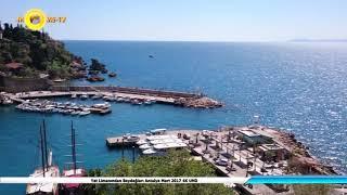 Yat Limanından Beydağları Antalya Mart 2017 4K UHD