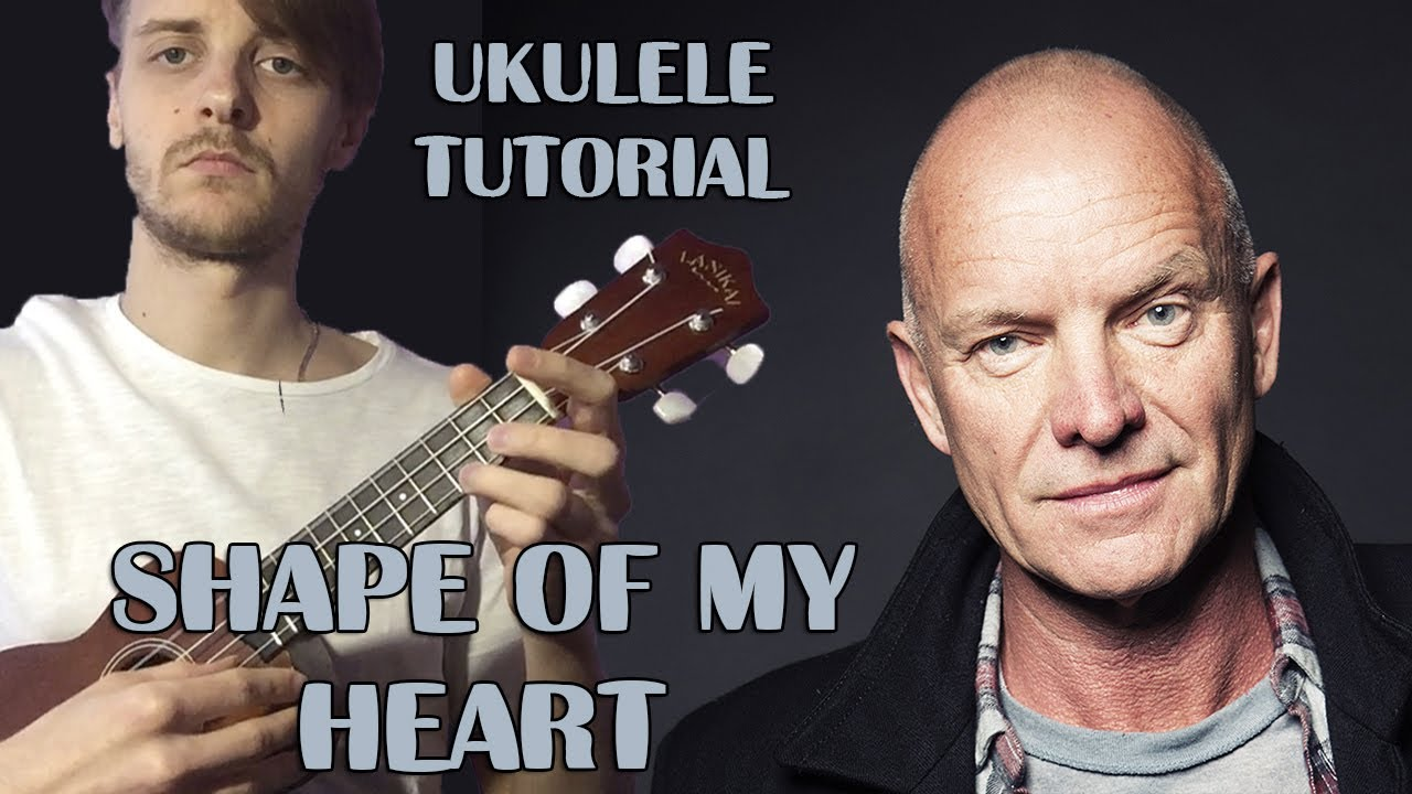 Sting shape of my heart piano lesson piano tutorial youtube.