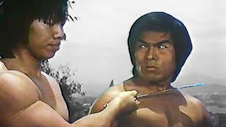 Ясуаки Курата (дракон Лу) против Боло Йена (красного тигра) | Yasuaki Kurata vs Bolo Yen (red tiger)