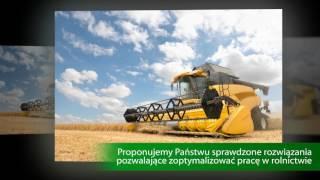 Rolnictwo precyzyjne Rolnictwo doświadczalne Tarczyn Polski Farmer