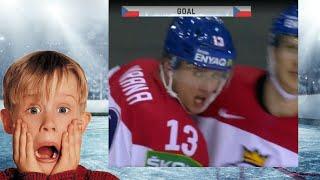 Якуб Врана Россия Чехия 2 2 Чемпионат мира по хоккею 2021