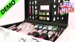 Schminkkoffer für Kinder? | professioneller Make up Case zum Schminken und Umstylen | Review