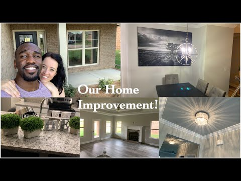 Our Home Improvement Project!   DIY