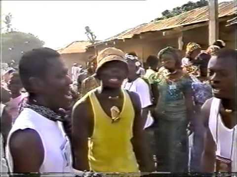 Accra Angola Faila actoing in Prang