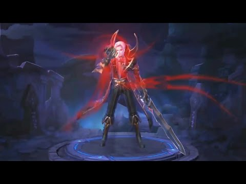 ALUCARD VISCOUNT SKIN GAMEPLAY BY THE ANDROID MASTER - YouTube