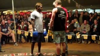 Outback Fight Club  - Fighting Fin - Mt Isa 2015