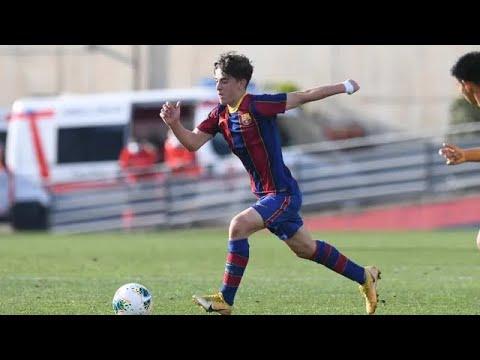 Pablo Paez Gavi ● The Gem of Barcelona ● 2020/21 Highlights