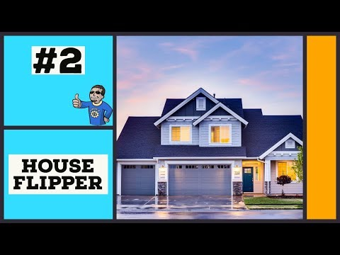 Wall Demo with Sledgehammer | House Flipper
