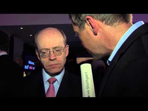 Munich Re CEO von Bomhard: 'Das Wirtschaftssystem ist noch sehr fragil'