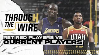 Retired Players vs Current Players | Though The Wire Podcast