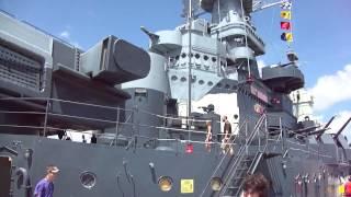 USS North Carolina BB-55 Battleship [2012-07-14]