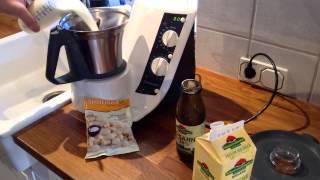 Rezept 009: Karameleis, Zitroneneis, Nusseis, Schokoladeneis, Pistazieneis! Super lecker und gesund!