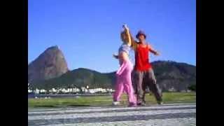 marcos  Fonseca zouk lambada in Rio de Janeiro