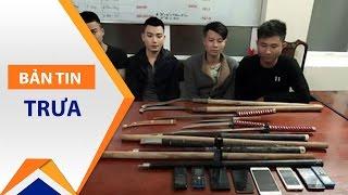 Hà Tĩnh: Dùng hung khí bất chấp luật pháp   VTC