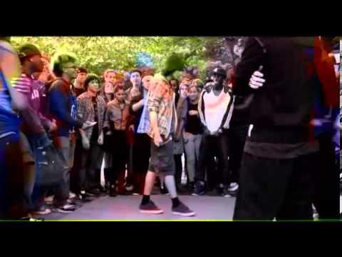 Michael Jackson vs Adam G Sevani   dance
