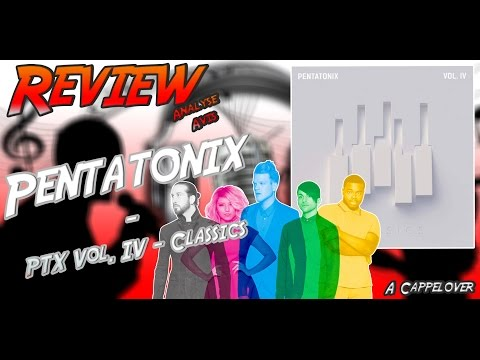 [REVIEW] PTX Vol. IV - Classics | A Cappelover
