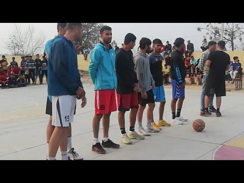 अहर v/s मुहाना क्लब बास्केटबॉल लाइव मैच