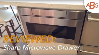 Sharp Microwave Drawer Review for 2016 - Modern Kitchen Design