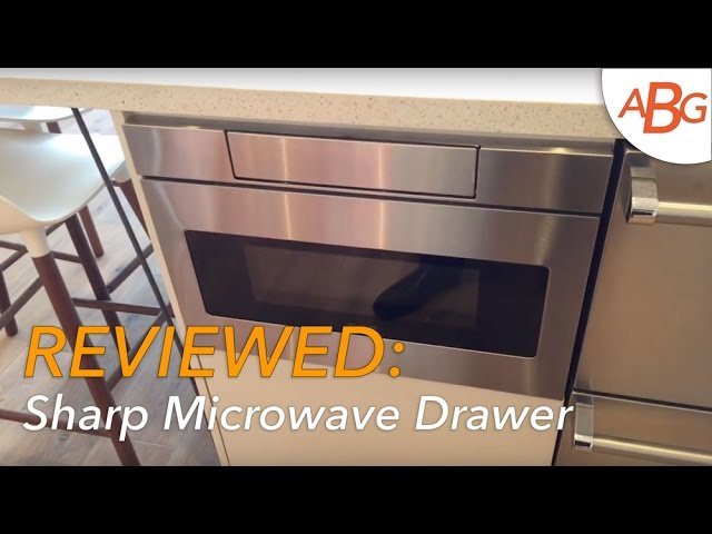 sharp microwave drawer review for 2016