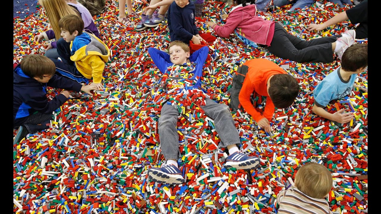 Cars For Less >> LEGO KidsFest in Richmond - YouTube