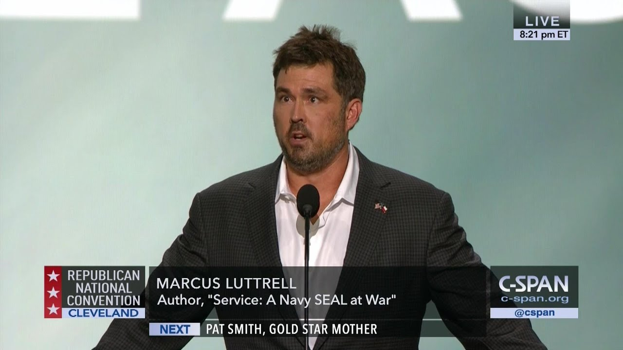 Marcus luttrell lives where