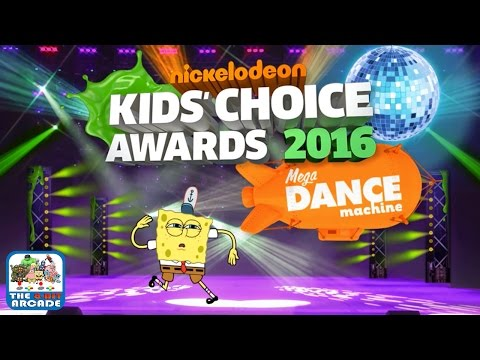 Kids' Choice Awards 2016 Mega Dance Machine - Dat Chill Party (Playthrough)
