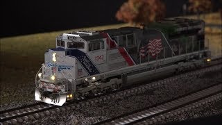 Modeling with George: LED Lighting Locomotives in all the right places