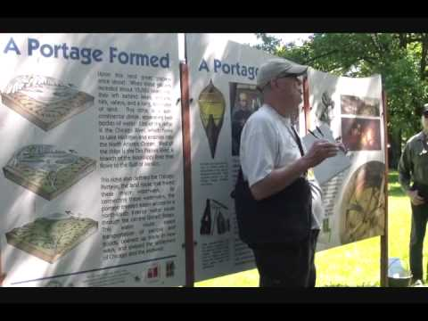 Tour of the Chicago Portage National Historic Site