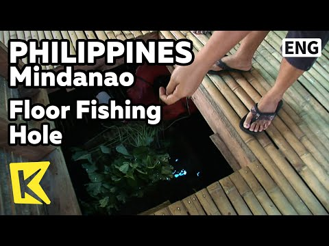 【K】Philippines Travel-Mindanao[필리핀 여행-민다나오]농촌마을, 마루 낚시터/Camiguin Island/Floor Fishing Hole/Coconut