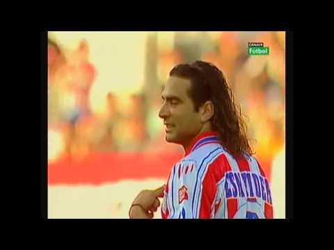 Season 1996/1997. Atlético de Madrid - FC Barcelona - 2:5