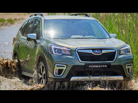 2019 Subaru Forester E-BOXER - Efficient Family SUV