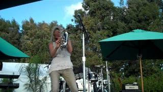 "Mindi Abair performs ""Bloom"" Live at the Hyatt Aviara"