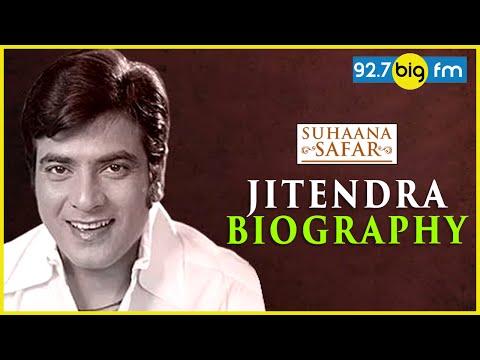 Jitendra (Ravi Kapoor) Biography In Hindi | Suhaana Safar
