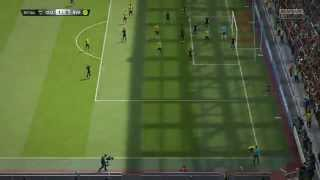 FIFA 15 demo gameplay PC ultimate team
