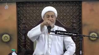 معنى وداع شهر رمضان - الشيخ قاسم آل قاسم