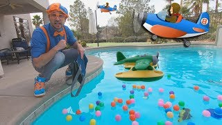 One of Blippi Toys's most recent videos: