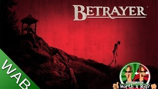Betrayer Review - Worth a buy?