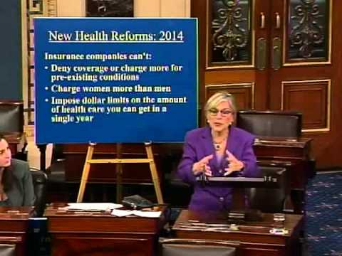 Senator Boxer Highlights Republicans' History of Opposing Medicare and Social Security