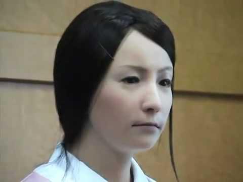 Mindblowing Human Robot
