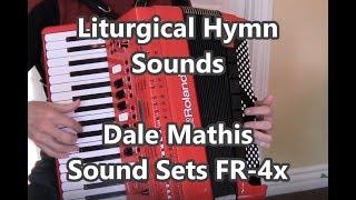 Roland FR 4x All Thru the Night (Hymn Sound Set)