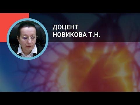 Кардиолог Новикова Т.Н.: Хронические коронарные синдромы