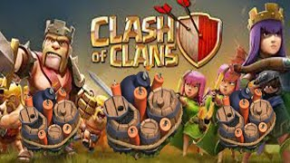 Clash of Clans...Oh Shit Giant Bomb AND TOWNHALL10!!(Happy New Years)