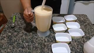 Sabão Básico de Liquidificador com 1 Litro de Óleo