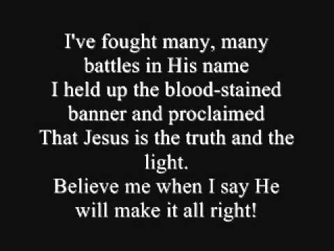 Victory - By Yolanda Adams Lyrics
