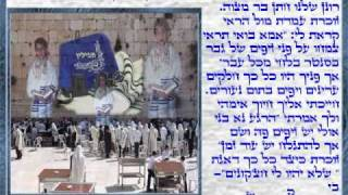 """יום הזיכרון  מה אברך מוקדשת לרונן גרשוני ז""""ל 05/2011"""