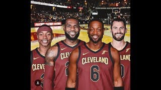 Cavs the new superteam?!!