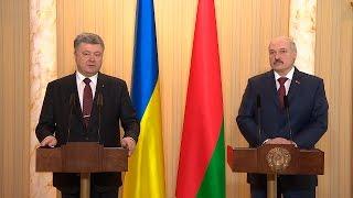Беларусь планирует направить гуманитарную помощь населению Украины в зону конфликта