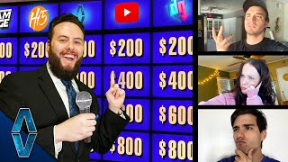 Playing Jeopardy From Home! Hi5 Studios Edition!