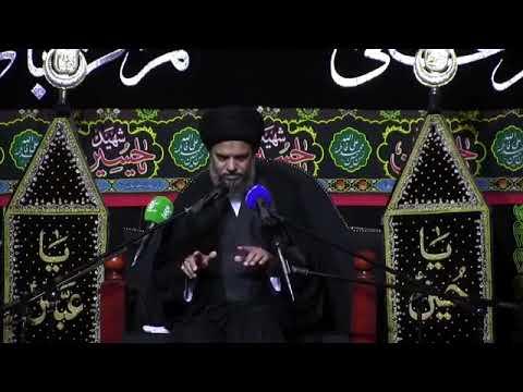 [Majlis] 1st Muharram 1439/2017 - Ayatollah Aqeel ul Gharavi